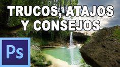 Trucos y atajos en photoshop - Tutorial Photoshop en Español por @prisma...