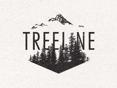 Tree typography