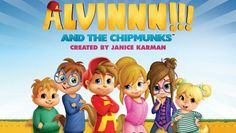 Alvinnn!!! And The Chipmunks Nick jr