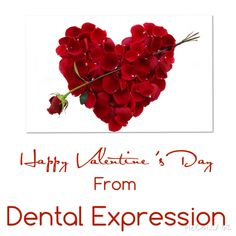 Happy Valentine's Day ! #smile #dentist