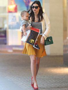 Miranda is the best mom!