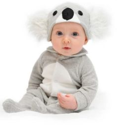 Koala baby/toddler costume with hat, $79 from <a ...