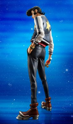 Space Dandy – Dandy 1:8 Scale PVC Figure by Megahouse #anime #spacedandy