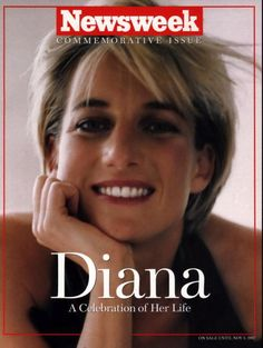 Newsweek also published a special, ad-free commemorative issue celebrating the life of the Diana on Sept. 11, 1997. The magazine, which went on sale world-wide, used one of the last known studio shots of Diana for its cover.