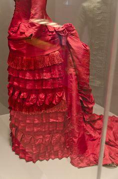 Philadelphia Museum of Art 1876 silk faille