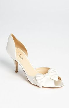 REVEL: D'Orsay Pump Need a heel that's not too tall?