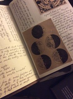 """writtensecretsonparchment: """"Moon phases and spells. Book Aesthetic, Aesthetic Vintage, Aesthetic Pictures, Paradis Sombre, Arte Sketchbook, The Villain, Moon Phases, Book Of Shadows, Witchcraft"""