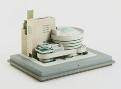 "Scale model 1/16"" = 1' 