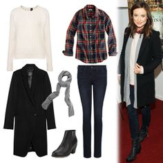 Your Perfect Saturday Outfit Has Everything to Do With Olivia Wilde, something for this Fall.