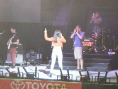 Victoria Justice - Concert Candids in San Diego