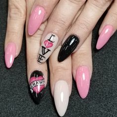 478 Best Valentines Day Nail Art Images On Pinterest In 2018 Nail