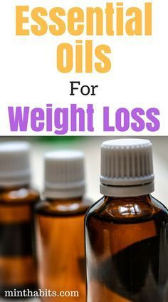 I learned that essential oils can speed up weight loss significantly. Here's a list of the ten best essential oils for weight loss!