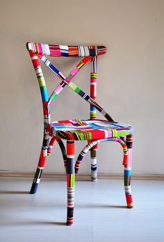 4 x colorful Thonet chairs (custom order) by namedesignstudio on Etsy https://www.etsy.com/listing/93301997/4-x-colorful-thonet-chairs-custom-order