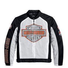 harley-davidson-men-s-jacket---bar-and-shield-logo-mesh-jacket---white---98232-13vm