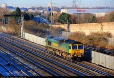 RailPictures.Net Photo: 66533 Freightliner GM Class 66 at Washwood Heath, Birmingham, United Kingdom by Jonathan King