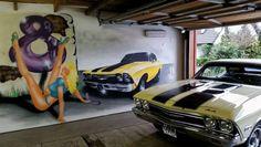 Projekt: V8 Garagentor