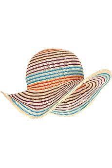 Missoni Striped Crochet Sun Hat