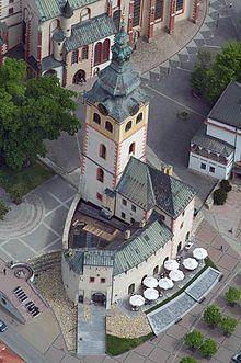 Banská Bystrica in Banskobystrický kraj
