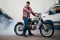 Rémy Vivien builds motorcycles in his spare time out of his workshop in Alsace, France. In recent years he's caught the trials bug and as a devotee of old machines, he squared up the pre-1965 class. 'But I didn't want to buy an existing motorcycle that I had to modify, or assemble any parts from the internet. I wanted to create it from scratch,' he says. 'I wanted to make...