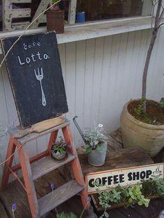 Cafe Lotta@松陰神社通り商店街の画像 | イクメンDaddyの育児を楽しむ世田谷ライフ