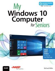 My Windows 10 Computer for Seniors (includes Video and Content Update Program) / Edition 1 by Michael Miller Download