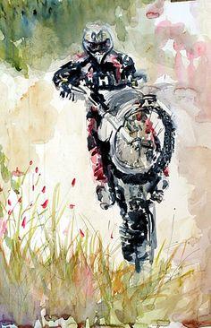 nice painting.