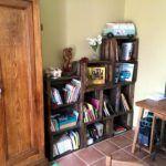 DIY Pallets Crate Shelf Unit