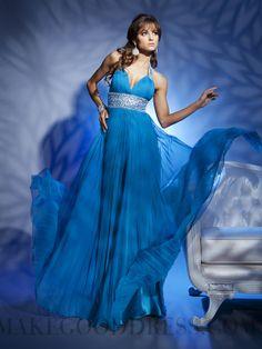 2013 Graceful Beading Straps Floor-length Prom Dresses