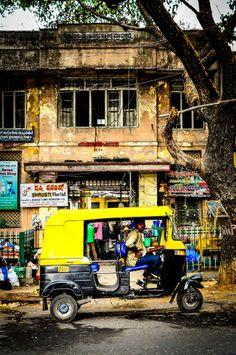 @ The Gandhi Bazaar in Bangalore