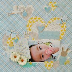 『Oh baby』 by Miyuki Kawakami - Scrapbook.com