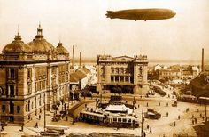 Belgrade old 1929  - Serbia