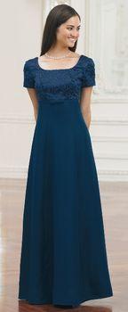 Chanterelle Dress - Choir Formal Dress