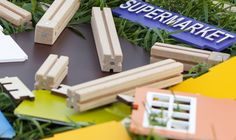 WoodyMac - Magnetic Building Blocks.  Wooden, magnetic, architectural toy - a building block set for boys, girls and fun loving adults. Family-friendly activity for everyone.