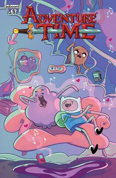 Download Free Adventure Time #63 (2017)