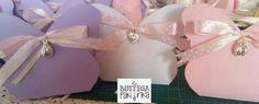 Scatolina farfalla battesimo bimba  100 % Hand Made ♡