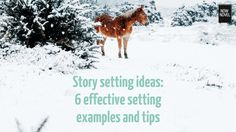 The best story setting ideas contribute to a novel's tone and mood or influence plot direction. Read 6 effective story setting examples and tips.