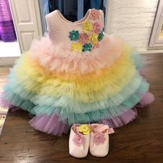 No automatic alt text available. Baby Party Wear Dress, Kids Party Wear Dresses, Baby Girl Birthday Dress, Baby Girl Party Dresses, Baby Dress, Kids Maxi Dresses, African Dresses For Kids, Dresses Kids Girl, Girls