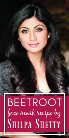 Beetroot Face Pack Is Very Effective For Me – Shilpa Shetty shilpashetty celebsecrets selfcare facemasks beetroot skincare 735001601668407342 Beauty Care, Beauty Skin, Beauty Hacks, Diy Beauty, Homemade Beauty, Beauty Ideas, Beauty Makeup, How To Grow Eyebrows, Luscious Hair
