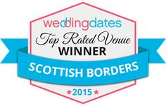 Top Rated Wedding Venues in Scottish Borders
