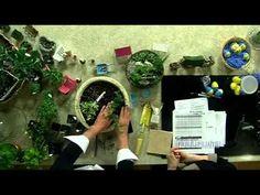 Learn to make a fairy garden - YouTube  Video 8:58 min