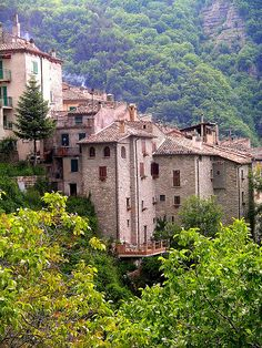 'Pietracamela is a maze of picturesque 13th- and 14th-century streets and alleys.' Abruzzo: the Bradt Guide www.bradtguides.com