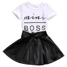 Ensemble 2Pcs Mini Boss