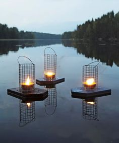 Outdoor Furniture, Outdoor Decor, Hygge, Metallica, Lanterns, Candle Holders, Diy Crafts, Candles, Lights