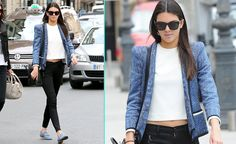 ANDPOP | Look For Less: Kendall Jenner's Back-to-School Perfect Blazer
