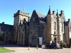 Stonefield Castle Hotel, Scotland