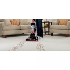 Bissell Bagless Vacuum Upright Turbo Bagless PowerForce Upright  Vacuum Cleaner  #Bissell