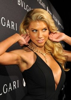 Charlotte McKinney - BVLGARI Save The Children STOP THINK GIVE Pre-Oscar Event in Beverly