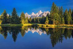 Start of a Summer day @ Grand Teton by Ramtin Kazemi on 500px