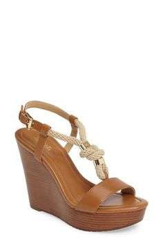 Michael Kors;Holly Espadrille Wedge Sandal (Women) at Nordstrom.com