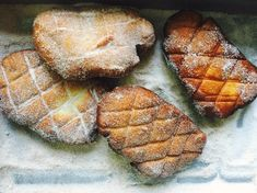 Canadian Semiaquatic Rodent Posterior Doughnuts - Dinner With Julie Breakfast Bread Recipes, Savory Breakfast, Beaver Tails, Mini Doughnuts, Butter Tarts, Fudge Sauce, Candy Apples, Dessert Recipes, Desserts